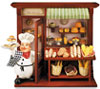Bakery Shop Display