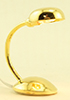 MH45125 - Brass Desk Lamp