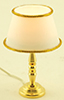 MH618 - Table Lamp, Gold Base
