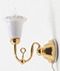 MH636 - Wall Sconce, 1-Tulip