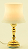 MH757 - Beveled Shade Table Lamp
