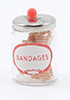 MUL3259 - Bandages In Jar
