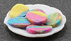 MUL5357C - Easter Cookies On Plate