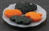 MUL5357E - Halloween Cookies On Plate