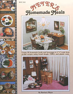 BOY012 - Meyer'S Homemade Meals Book