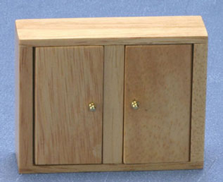 CLA01227 - 91245 Kitch Cabinet/1Pc, Oak
