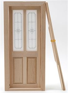 CLA76030 - Transom Door, Unfinished