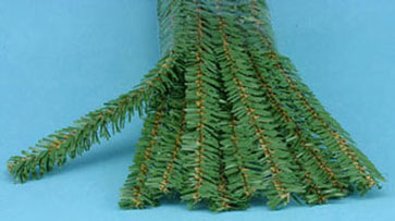 DDL983 - Canadian Pine Stems 12In X 20Mm, 10Pc