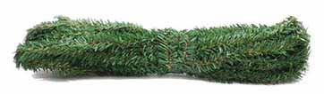 DDL984 - Canadian Pine Roping 12.5Ft, 3/4Inch