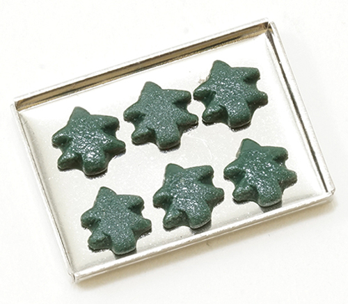 IM65122 - Xmas Cookies On Sheet, Assorted