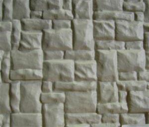 MBCBL12BG - Battleship Grey Castle Stone Pattern Sheet:14 X 24