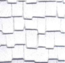 MBWSRS12 - Pattern Sheet Cedar Roof 14Inx24In