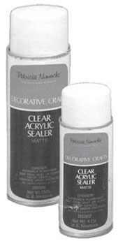 PLD200304 - 6 Oz Spray Sealer Gloss