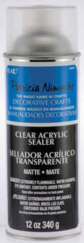 PLD200306 - 12 Oz Spray Sealer Matte