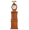 AZP6404 - The Ohio Clock/Walnut