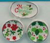 BYBCDD117 - Christmas Dinnerware 3Pcs.
