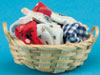 CAR1059SM - Laundry Basket with Clothes & Detergent