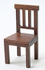 CLA10925 - Benson Chair, Walnut