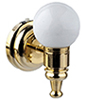 HW2307 - Led White Globe Wall Sconce