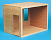 HW9053 - Single Room Box, Unfinished