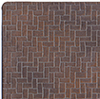 HWH8210 - 1/2 Scale: Herringbone Brick Sheet
