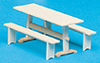 HW13106 - Trestle Table & Benches Kit