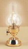 HW2626 - Traditional Hurricane Lamp
