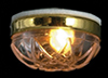 HW2669 - Clear Ceiling Lamp