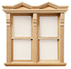 HW5015 - Victorian Double Hung Side By Side Window