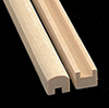 HW7011 - Porch Rail Set Top & Bottom 2Pk