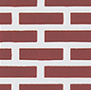 HW7314 - Red Brick Vinyl Siding/Flooring, 11 X 17