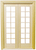 HWH6011 - 1/2 Scale: French Door