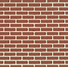 HWH8208 - 1/2 Scale: Latex Common Brick  11 X 17
