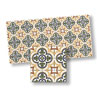 WM34122 - Mosaic Floor Tiles 9 1/2 Inch X 4 1/2