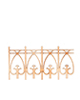 AS171 - Laser Fence Rail/4Pcs