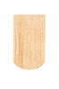 AS52A - Economy Cedar Shingles, Fishscale, 500Pk