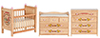 AZ05088 - Baby Room Set/3/Oak W/Abc
