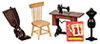 AZ91207 - Sewing Room Set/W/Access