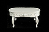 AZAL056 - Bar Harbor Oval Coffee Table