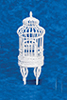 AZAL057A - .Small Birdcage with Stand/Cb