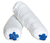 AZALS015 - Pair Of Bolster Pillows