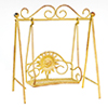 AZB0012GN - Childrens Swing Set, Green