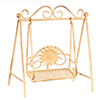 AZB0012TN - Childrens Swing Set, Tan