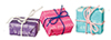 AZB0126 - Wrapped Gifts, 3