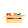 AZB0127 - Crate with 10 Pumpkins