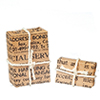 AZB0138 - Parcel Post Packages, 2 Pieces