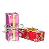 AZB0145 - Oblong Wrapped Gifts, Large, 2 Pieces