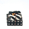 AZB0147 - Wrapped Gift, Black