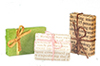 AZB0149 - Wrapped Gifts, Set, 3