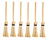 AZB0165 - Brooms, Set, 6